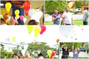 Bexigas ao céu / baloons to the sky by s3supimpa